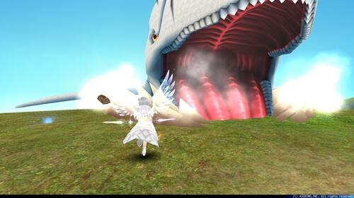 白鯨 攻略