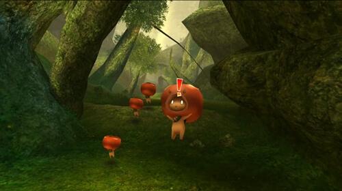 柿コリンの森