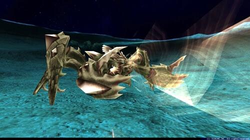 月見の大蟹 攻略
