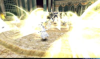 マトンゾード第4形態 - 射刃攻撃