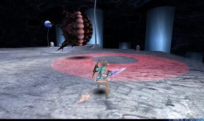 ヌーレトース - 環状赤床[範囲]