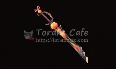 桜花灯の剣