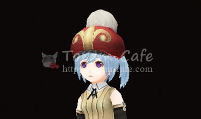 アギオスの帽子