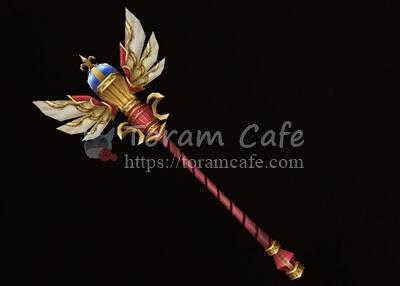 1周年の祝杖