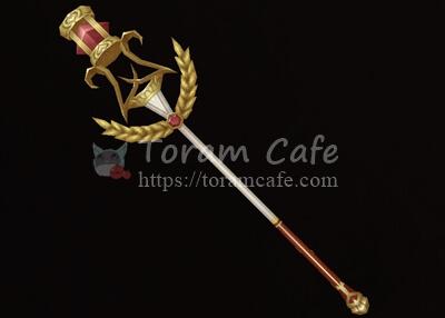 2周年の祝杖