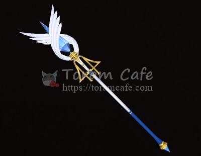 4周年の祝杖