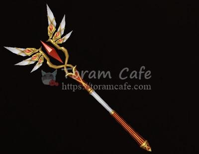 5周年の祝杖