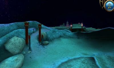 お月見イベント2019限定クエスト - 月面世界