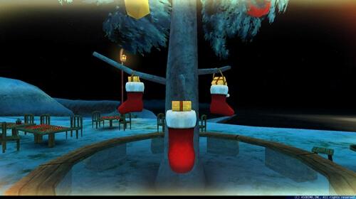 ナビダの欠片 - モミの木