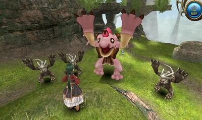 バレンタイン2021限定クエスト - レフィーナを崇拝する怪物達