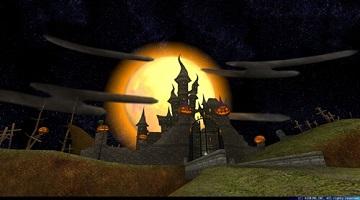 ハロウィン城